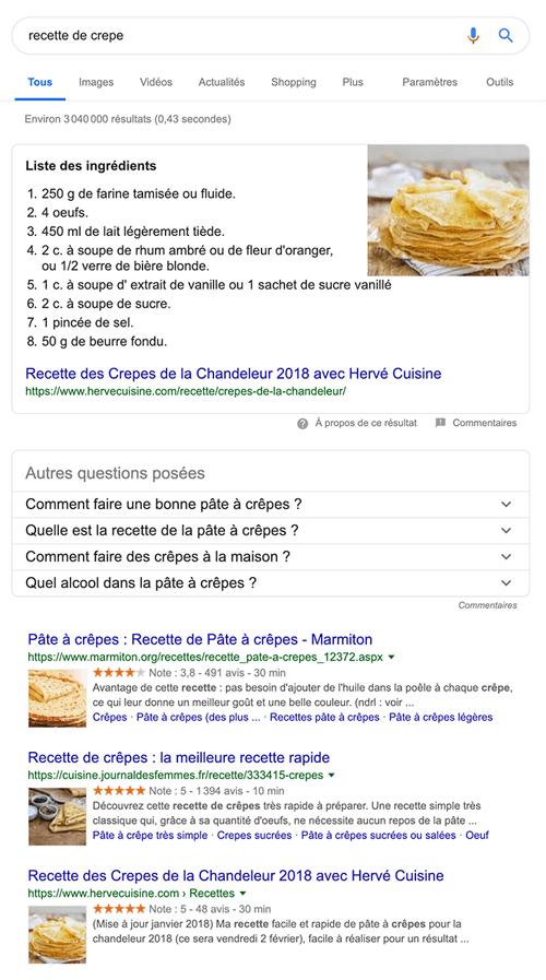 Améliorer référencement sur Google